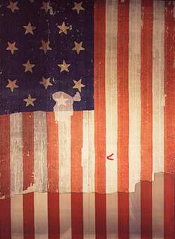 The Star Spangled Banner of 1814